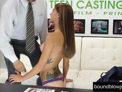 Teen Dakota Vixen Becoming Fuck Model