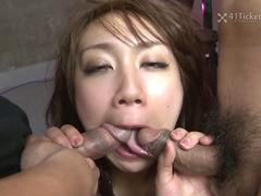 Tied Up Hottie Ryo Akanishi -Uncensored JAV-