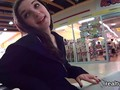 Luscious czech teenie was seduced in the supermarket and nailed in pov