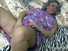 Mature Has A Busty Nursing Assistant