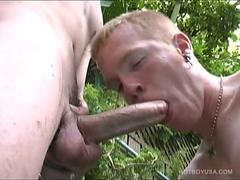 Big Dick Boys David and Daxter Fuck