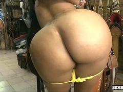 Hot Colombian Model Fucks