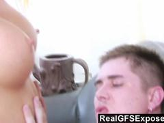 RealGfsExposed  First time I get filmed