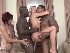 Black Men And White Women Fucking