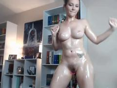 Sexy girl dances on webcam- www.PornHYPER.co
