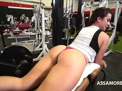 Ass Workout Keisha Grey