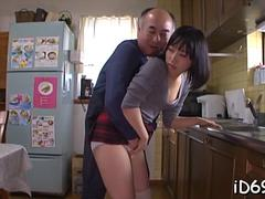 Asian group sex clips