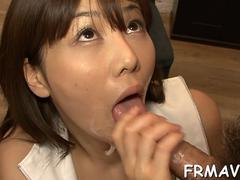 blowjob from seductive japanese hard film 2