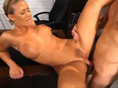 Nicole Aniston Bad Teacher Parody scene 2