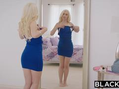 BLACKED Two College Co-Eds Share a BBC