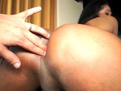 Perfect Body Shemale Anal Barebacking