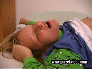 blond sweet sleeping party girl after disco fuck purzel compilation.
