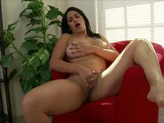 Cristal Caraballo Loves Finger Masturbation