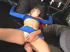 Alli Rae- The Tribulation of Supergirl