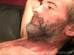 Mature Amateur Bobby Jacks Off