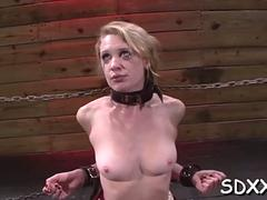 hardcore bdsm deepthroat sex