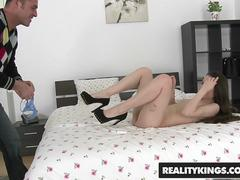 RealityKings - Mikes Apartment - James Brossman Stacy Snake - Sexing Stacey