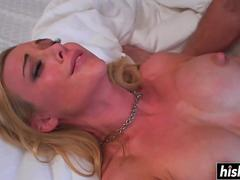 Busty Kayden Kross enjoys a big donger