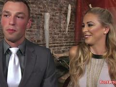 MILF Cherie DeVille sounding sub guy