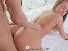 PASSION-HD Selfie taking Jill Kassidy fucked after pussy scrub
