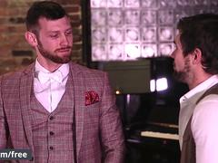 Men.com - Griffin Barrows and Jacob Peterson - Prohibition Part 2 - Str8 to Gay - Trailer preview