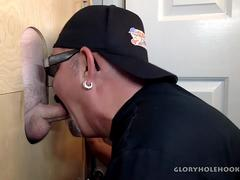 Thick Dick For Gloryhole Servicing