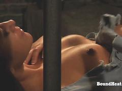 No Escape 2 Maid Enjoys In Young Lesbian Flesh And Juices