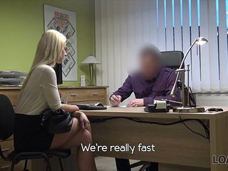LOAN4K. No driver license, yes sex with loan agent