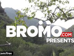 Bromo - Brandon Evans with Tobias at Rednecks Part 1 Scene 1 - Trailer preview