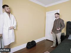 Men.com - Dennis West and Jacob Peterson - Slut Cash Part 3 - Drill My Hole
