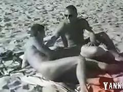 beach swinger sex