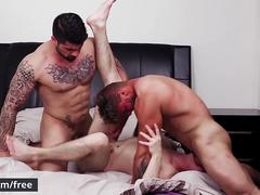 Men.com - Ryan Bones and Will Braun and William Seed - Hide And Seek