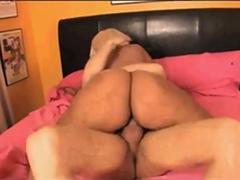 Wonderful Big Assed Woman Riding