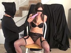Model Tricked into Bondage