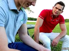 Gay matures Tucker Forrest and Luke Milan