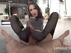 Amirah and Matilde - Threesome Fuck Time