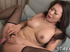 appealing asian masturbation japanese sex 5