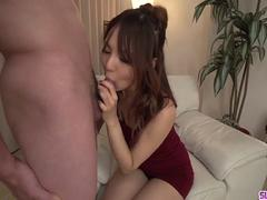 Teen Yukina Momota is thirsty for cock and wants to swallow - More at Slurpjp.com