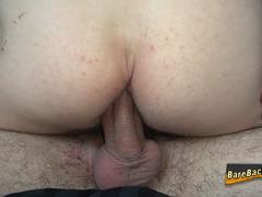 Big cock stud barebacks