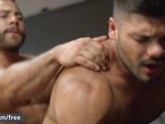 Diego Reyes and Nicolas Brooks - The Boy Is Mine Part 2 - Drill My Hole - Men.com