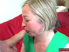 hot milf blowjob with cumshot video movie 1