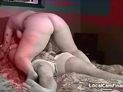beautiful chubby homemade fucking with lover feature