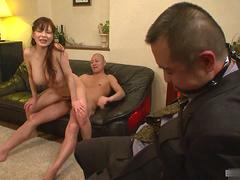 Hot sex with horny woman