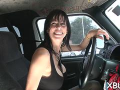 slut tries hot car sex feature feature 2
