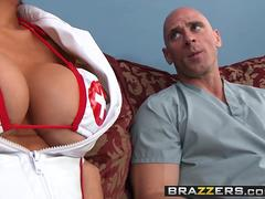 Brazzers - Doctors Adventure - Romi Rain Johnny Sins - RocknRoll Nurse