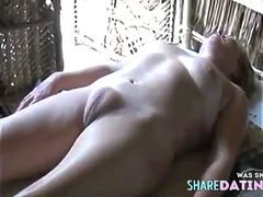 Mature nude massage