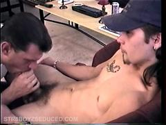 Sucking Straight Boy TJ