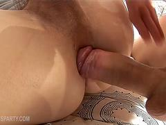 Tommy and Blair Fucking Bareback