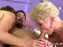 Threesome With Grannies