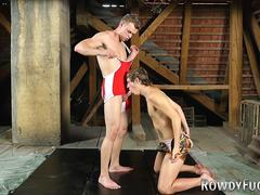 Gay Wrestlers Ass Plowed